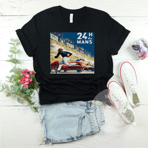 24 Hours of Le Mans Racing Shirt