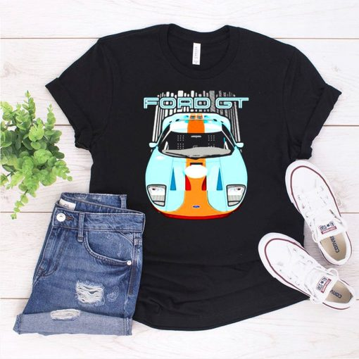 Ford GT 2005 to 2006 Gulf Heritage Shirt