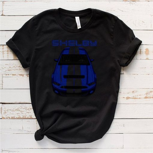 Ford shelby Blue Shirt