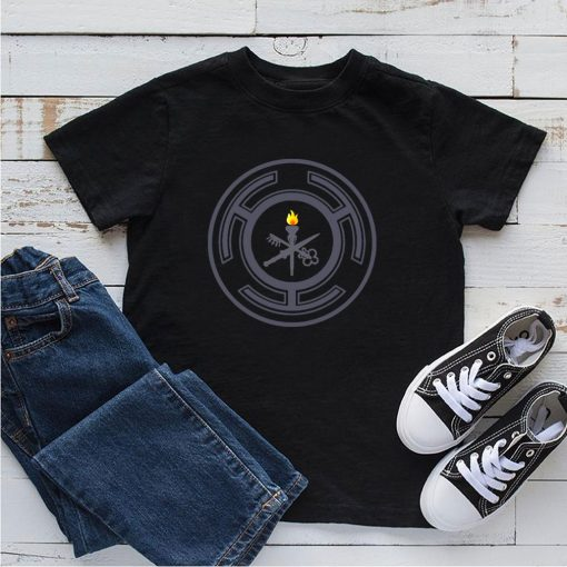 Hecates Wheel Hecate Goddess Strophalos T shirt
