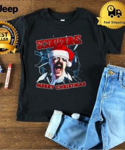 Scorpions Blackout Christmas T hoodie, tank top, sweater and long sleeve