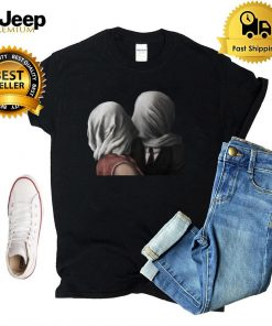 Thes Painting By Magritte shirt