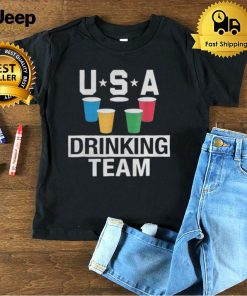 USA Drinking Team t hoodie, tank top, sweater and long sleeve