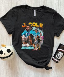 J Collage For Men And Women T Shirt