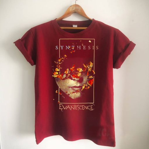 Synthesis Evanescence Art Band Music Legend Vintage Shirt